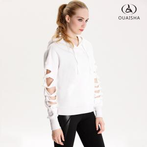 Essar Autumn and Winter New Woman Long Sleeved Warm and Comfortable Running Sportswear -