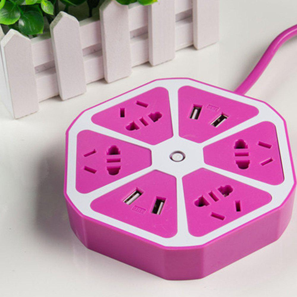 Trendy USB Ports 5V Extension Power Cord, USB Multi Outlets