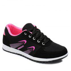 All-Match Fashion Lacing Running Sneakers -