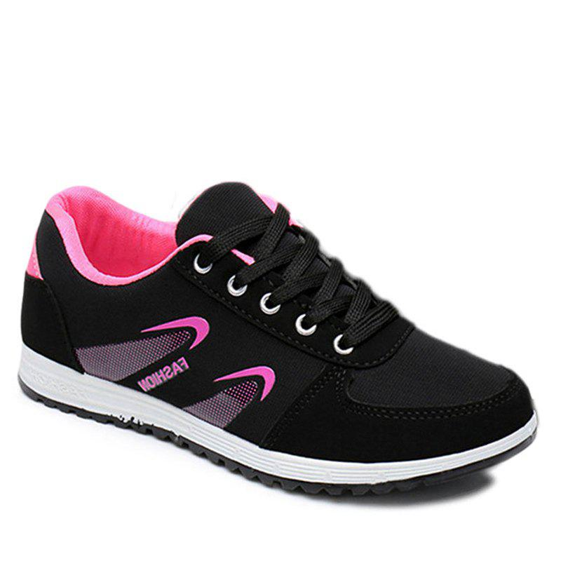 Hot All-Match Fashion Lacing Running Sneakers