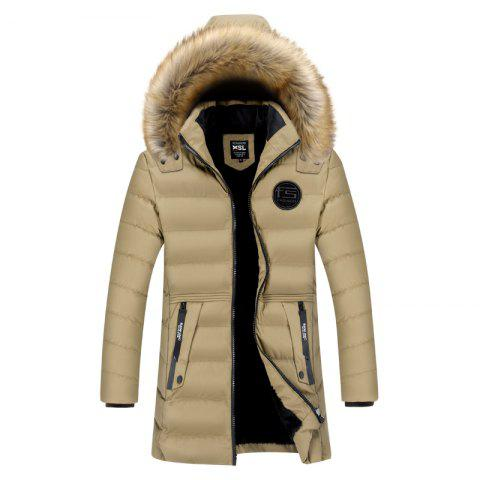 Cheap Men's Fashion Leisure and Warm Clothes
