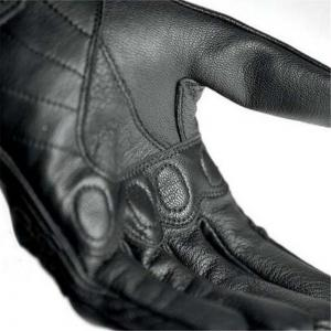 Genuine Leather Men Gloves Winter High Quality Gloves -