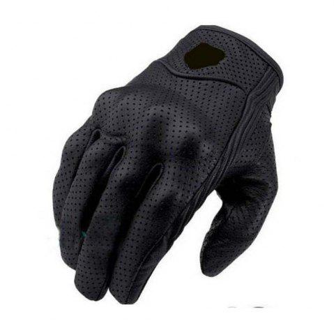 Shops Genuine Leather Men Gloves Winter High Quality Gloves