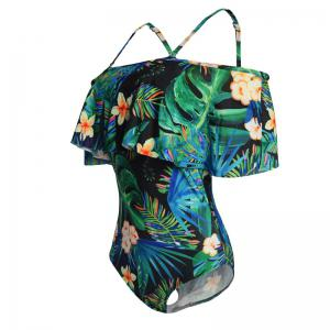 2018 New Conjoined Swimsuit -