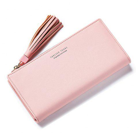Discount Women Wallets Big Capacity Ladies Clutch Female Fashion Leather Bags ID Card Holders Cell Phone Cash Purses