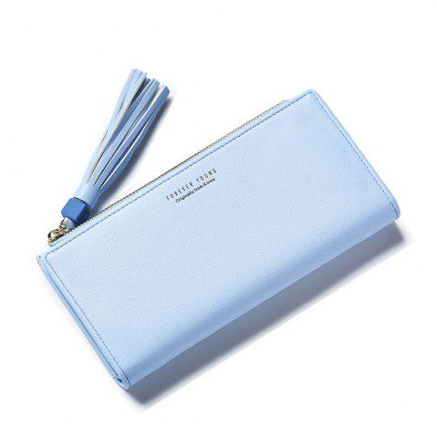 Shops Women Wallets Big Capacity Ladies Clutch Female Fashion Leather Bags ID Card Holders Cell Phone Cash Purses