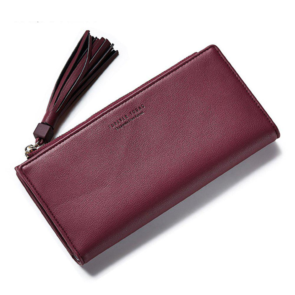 Affordable Women Wallets Big Capacity Ladies Clutch Female Fashion Leather Bags ID Card Holders Cell Phone Cash Purses