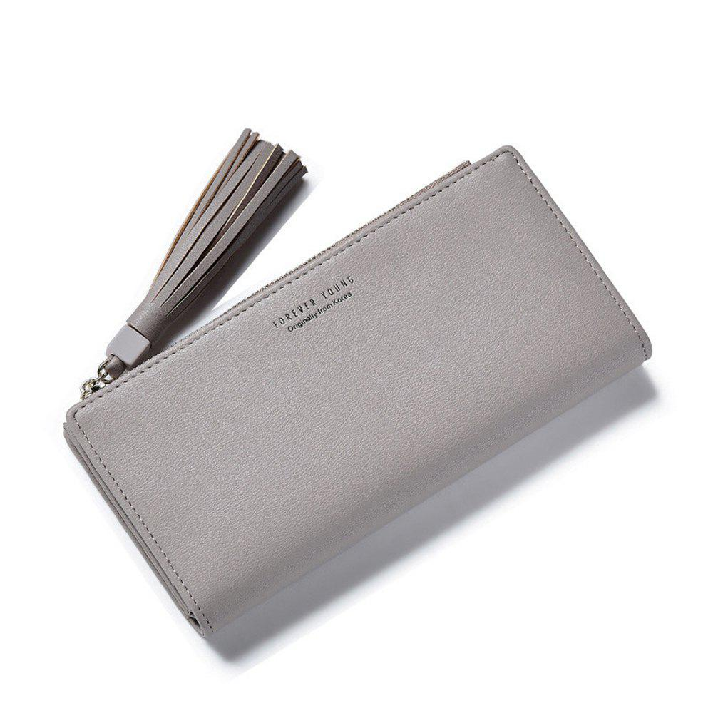 Outfits Women Wallets Big Capacity Ladies Clutch Female Fashion Leather Bags ID Card Holders Cell Phone Cash Purses