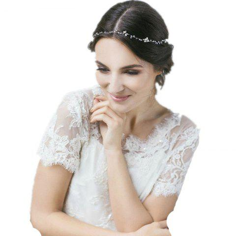 Affordable Full Crystal Headband Hair Jewelry for Wedding Women Party