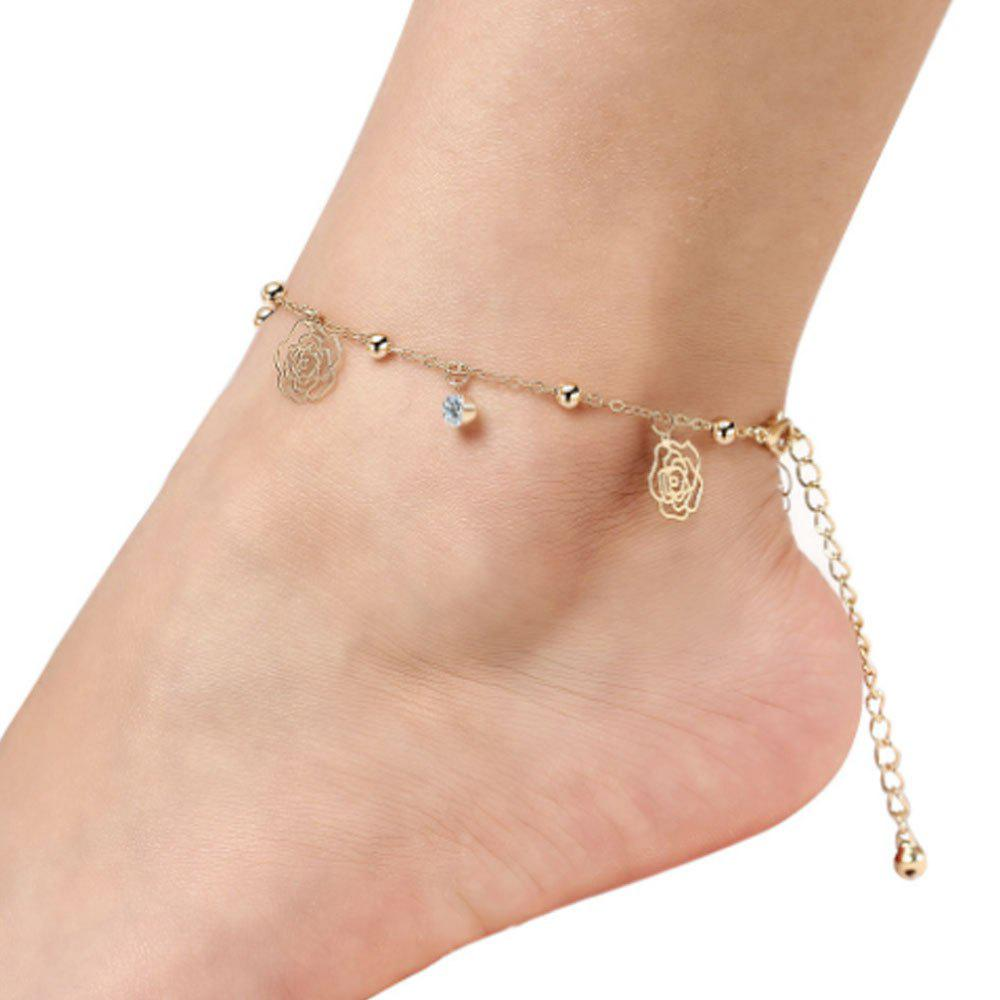 Outfit Ladies Fashion Vintage Alloy Anklets