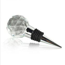 Crystal Ball Red Wine Bottle Cork Red Wine Plug -