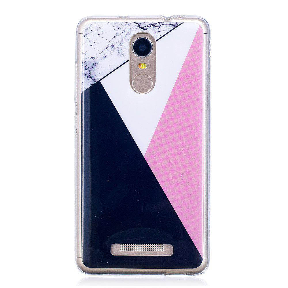 Discount TPU Soft Case for Xiaomi Redmi Note 3 Bab Marble Style Back Cover