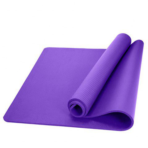 Chic Health and Fitness Thick 1 Cm Long Comfort Foam Yoga Mat