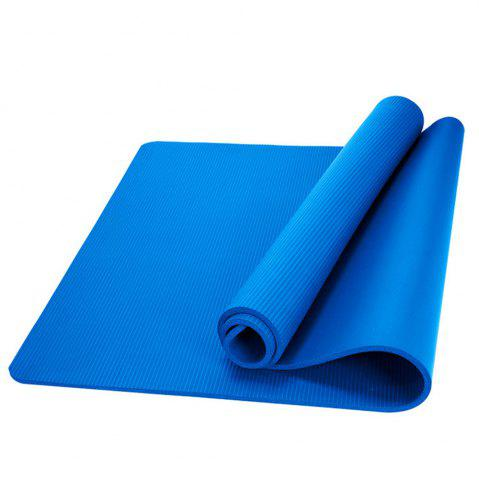 Unique Health and Fitness Thick 1 Cm Long Comfort Foam Yoga Mat