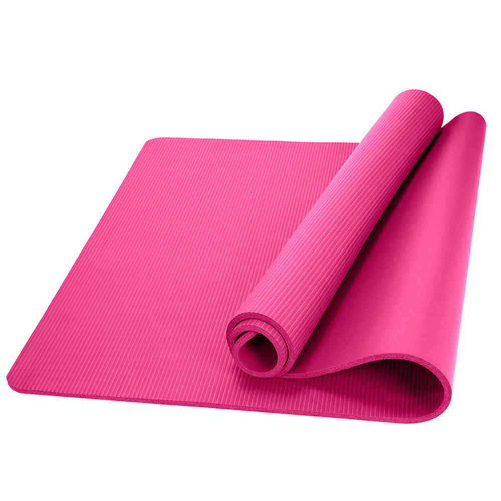 Buy Health and Fitness Thick 1 Cm Long Comfort Foam Yoga Mat