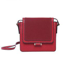 Shoulder Messenger Bag Joker Small Bag Splicing Small Square Package -