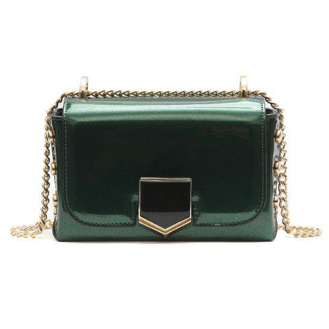 Fashion Rivet Buckle Small Square Package Chain Shoulder Bag Handbags Wild Messenger Bag
