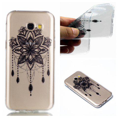 Sale for Samsung A3 2017 Bead Bells Soft Clear TPU Phone Casing Mobile Smartphone Cover Shell Case