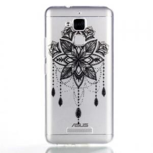 for ASUS Zenfone3max ZC520TL Bead Bells Soft Clear TPU Phone Casing Mobile Smartphone Cover Shell Case -