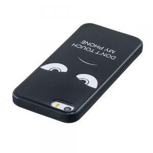 Case For Iphone 5 Painted Cover TPU Phone Protection Shell -