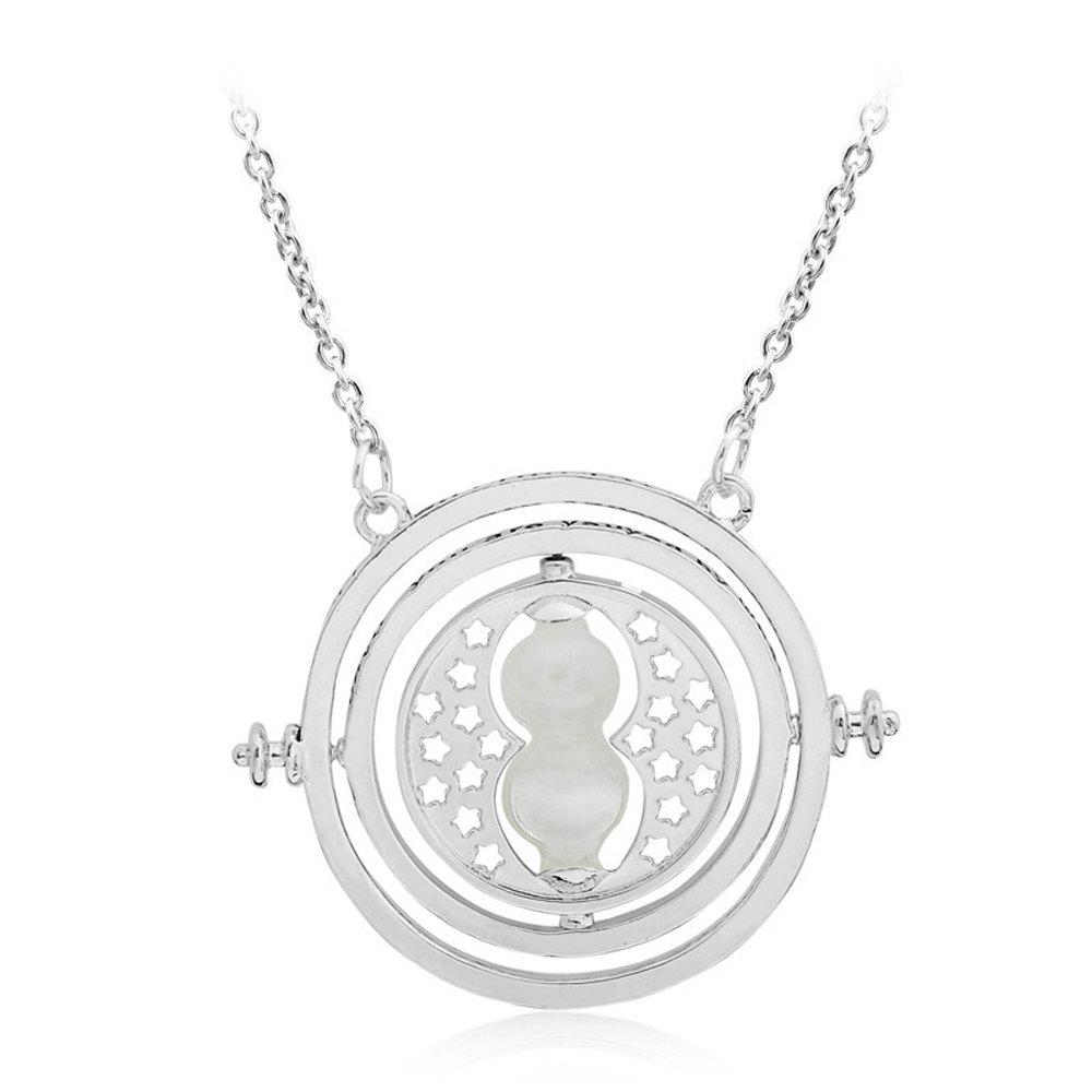 2018 time converter hourglass necklace rosegal Hourglass Clock discount time converter hourglass necklace