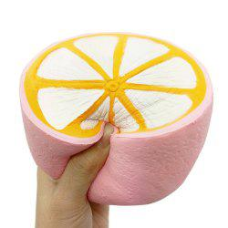 Slow Rising Squishies Scented Lemon Squishy Stress Relief Toy -