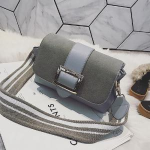 Small Square Bag With One-Shoulder Bag -