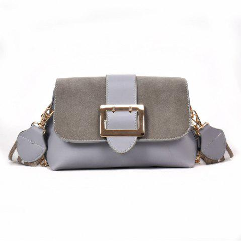 Shop Small Square Bag With One-Shoulder Bag