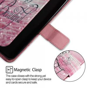 Case For One Plus 5T Beautiful 3D Painted PU Phone Case -