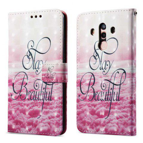 Affordable Case For One Plus 5T Beautiful 3D Painted PU Phone Case
