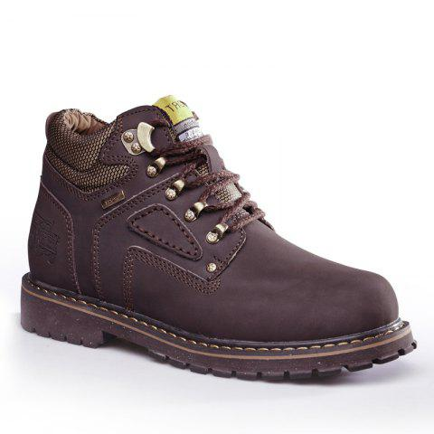 Store Outdoor Stylish Comfortable Durable Leather Jobon Boots