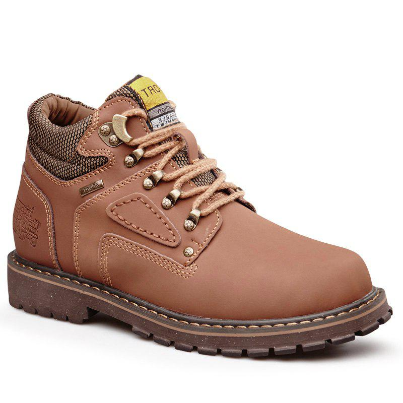New Outdoor Stylish Comfortable Durable Leather Jobon Boots