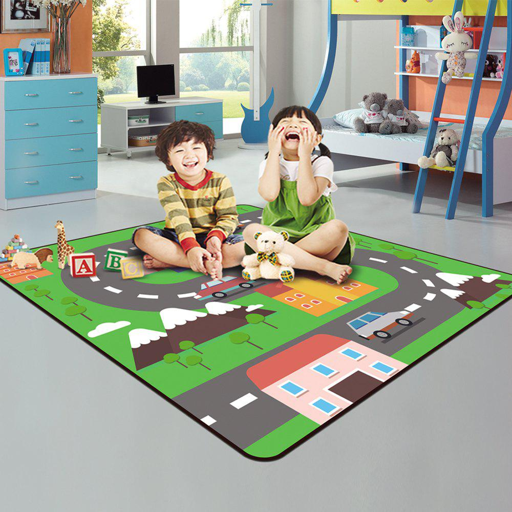 Designing A Baby S Room Consider The Following Points: 2019 Living Room Floor Mat Cartoon Simple Playing Game