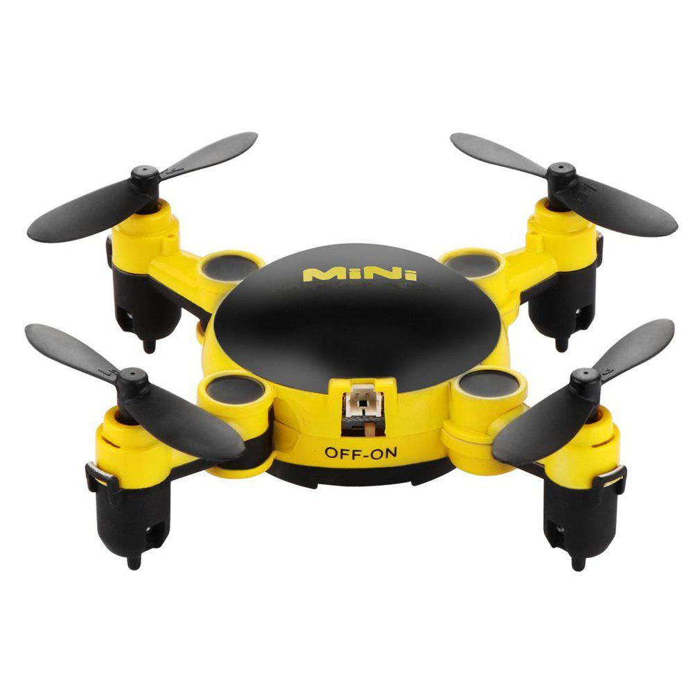 Store Mini Foldable RC Quadcopter Drone with Camera / 6 Axis Gyro / 360 Degree Roll