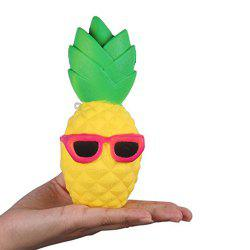 Jumbo Scented Slow Rising Squishies Pineapple Squishy Kawaii Toys for Kids Adults -