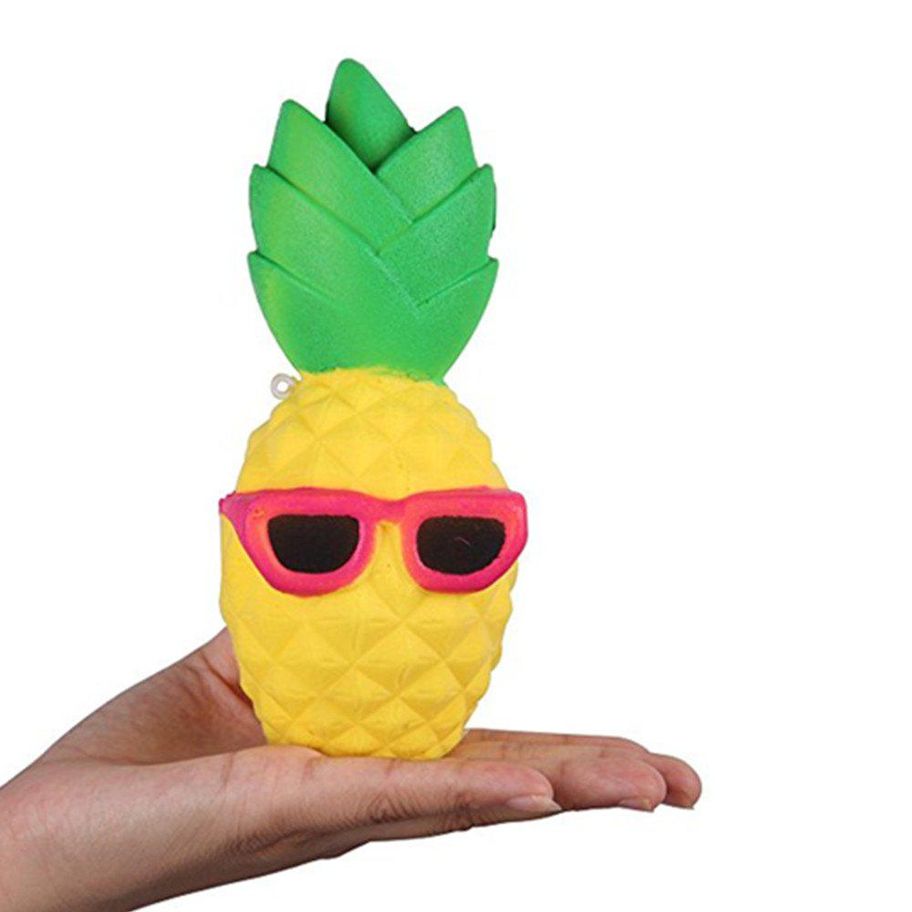 Outfit Jumbo Scented Slow Rising Squishies Pineapple Squishy Kawaii Toys for Kids Adults