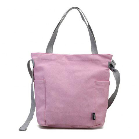 Latest Women's Shoulder Bag Preppy Style Casual Large Capacity All Match Versatile Bag