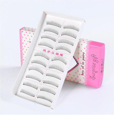 Shops Fashion Double Fake Eyelashes