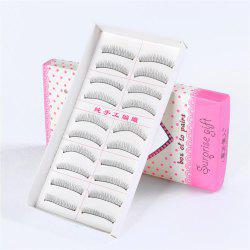 Fashion Double Fake Eyelashes -