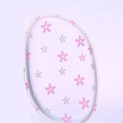Silicone Air Coussin Puff Transparent