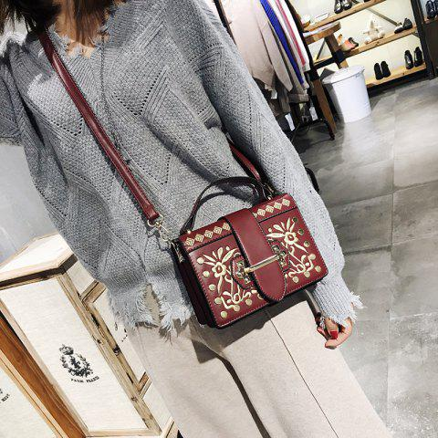 Store New Korean Wild Messenger Hand Shoulder Small Square Bag