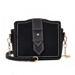 Frosted Buckle Small Package Joker Chain Bag -