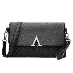 female One Shoulder Aslant Envelope Bags -