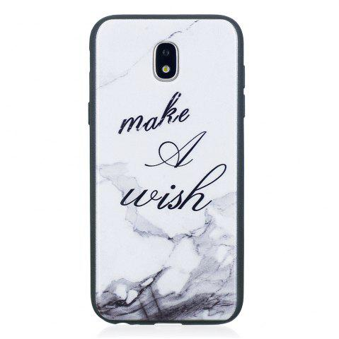 Shop Case For Samsung Galaxy J330  J3 2017 European Edition Painting Cover TPU Phone Protection Shell