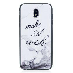 Case For Samsung Galaxy J330  J3 2017 European Edition Painting Cover TPU Phone Protection Shell -