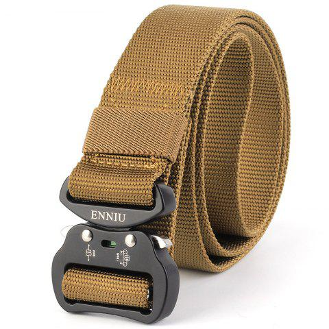 Cheap Tactical Heavy Duty Waist Belt Quick-Release Military Style Shooters Belt with Metal Buckle