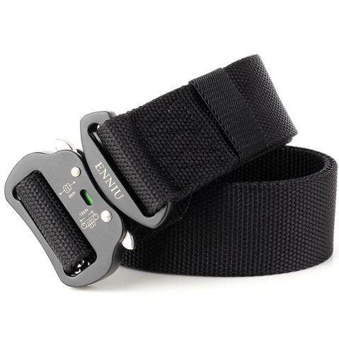 Affordable Fashion Design Multi-Function Tactical Belt Quick-Release Military Style Shooters Nylon Belt with Metal Buckle