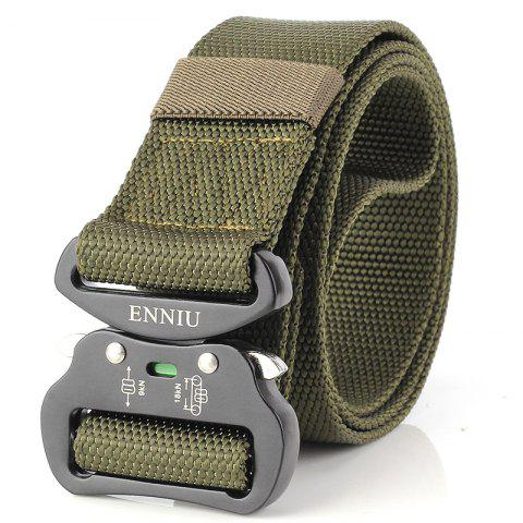 Hot Fashion Design Multi-Function Tactical Belt Quick-Release Military Style Shooters Nylon Belt with Metal Buckle