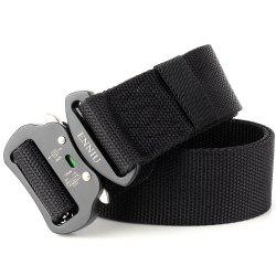 Fashion Design Multi-Function Tactical Belt Quick-Release Military Style Shooters Nylon Belt with Metal Buckle -