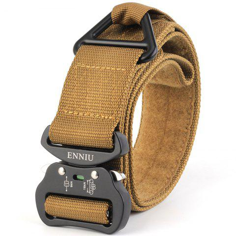 Sale Quick Dry Multi-Function Tactical Military Nylon Belt with Metal Buckle